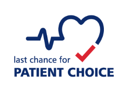 Last Chance for Patient Choice logo